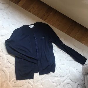 Vineyard Vines Merino Wool Cardigan